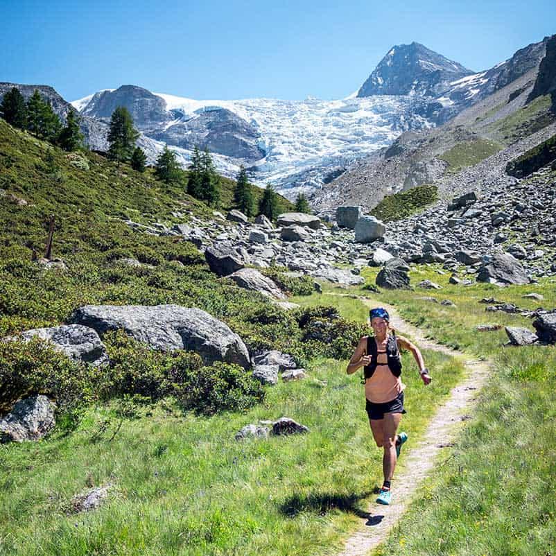Kim Strom running berglauf Grachen